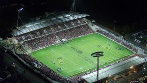 waikato stadium birds eye view hamilton nz